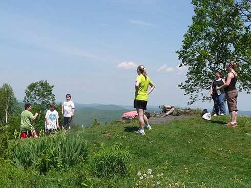 Take a Kid for a Hike Day at the Pinnacle